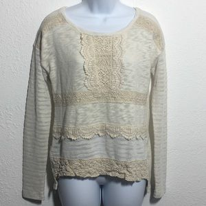 Anthropologie One September Sweater Size S
